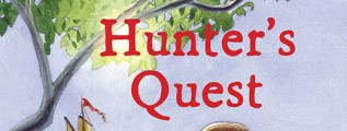 Hunter's Quest Front Cover.indd